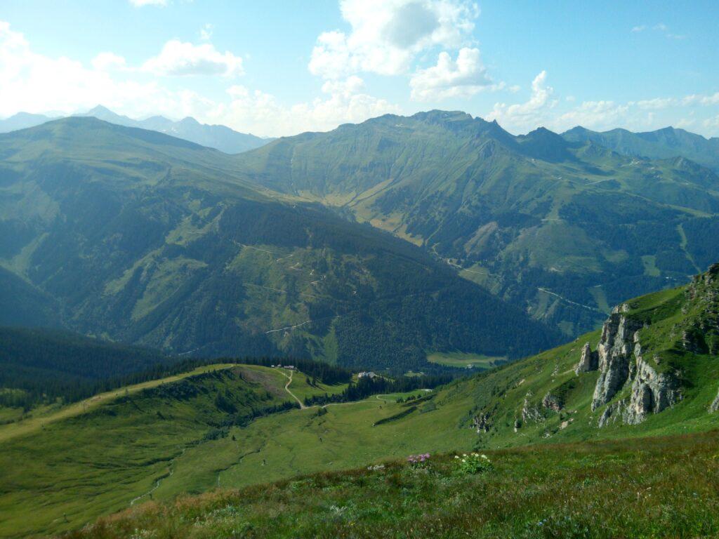 Rakousko Stubnerkogel