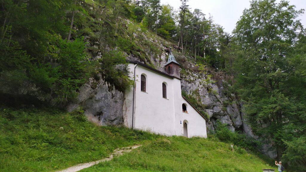 Trasa kolem Wolfgangsee